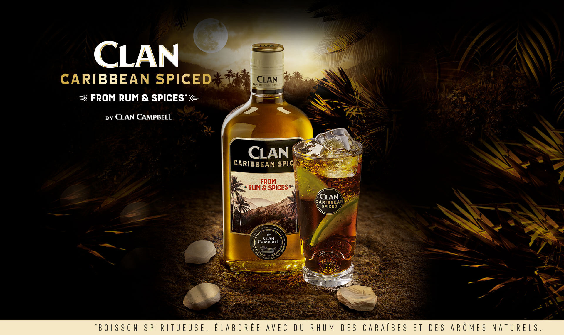 Clan Caribbean Spiced by Clan Campbell